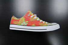 [136595F] NEW MENS CONVERSE CHUCK TAYLOR ALL STAR CT OX FLORAL VARSITY RED CM49