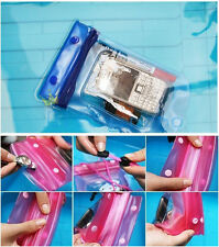 PVC Waterproof Case dry bag pouch Case for iPhone 5 4s Samsung Galaxy s3 s4 HTC
