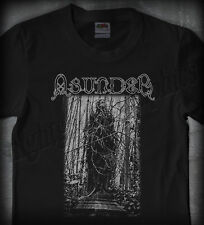 ASUNDER #03 Arnos Vale •OFFICIAL SHIRT• ( dystopia axegrinder drone metal)