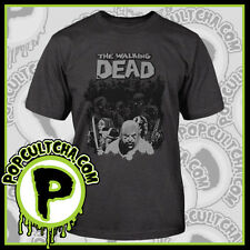 The Walking Dead - Herd Grey Male T-Shirt by J!NX (Jinx)