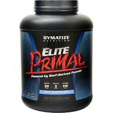 DYMATIZE NUTRITION Elite Primal 100% Beef-Derived Protein free shipping
