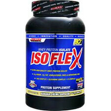 ALLMAX NUTRITION IsoFlex - Whey Protein Isolate 2 lbs better quality buy 1-3