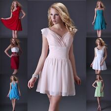 Many Styles Short/mini Bridemaid Dress Lady's Evening Prom Gown Homecoming Dress