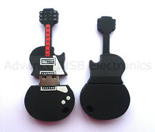 Guitare en forme USB 2.0 4G/8G/16G/32GB Flash stick clé USB Memoria Drive