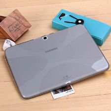 Gel Skin TPU Case Cover for SAMSUNG GALAXY TAB3 10.1 P5200 (7 Colors Available)