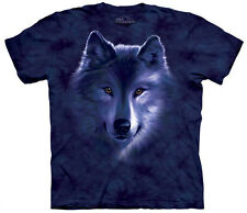 Wolf Fade Adult  Wolves Unisex T Shirt The Mountain