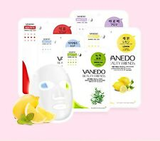2PCS !! VANEDO Essence mask sheets and pack,skin care and moisturize,25g