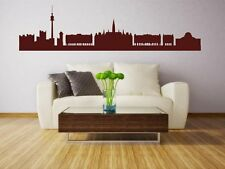 Vienna Landscape - Huge Vinyl Decor Wall Stickers Decal. Many colours. New UK