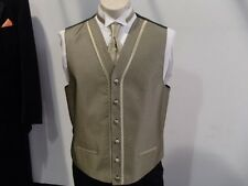 """Men's Formal Tuxedo Vests and Ties  After Six """"Harmony"""" Sold Seperately"""