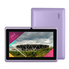 """Colors 8GB 512MB Ultra Thin 7 """" Google Android 4.0 Tablet Camera Wifi 3G LAN Q8"""