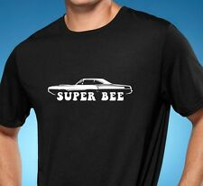 1970 Dodge Coronet Super Bee Muscle Car Tshirt NEW FREE SHIPPING