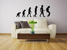 Evolution - Michael Jackson - King Of Pop Wall Decoration. Many colours. New.