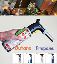New KOVEA HQ High Temperature  Gas Torch Auto Ignition Adjustable Easy Install