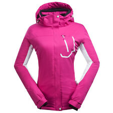 New Women Winter Warm Cotton Coats Ski Snowboard Waterproof Outdoor Jacket Parka