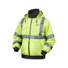 Milwaukee M12 Cordless Lithium-Ion High Visibility Heated Jacket NEW MODEL 2347