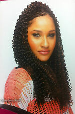 CHERISH BULK WATER WAVE HAIR EXTENSION 22 INCH FOR BRAIDING