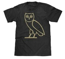 OVO Owl T-Shirt Nothing Was The Same Drake NWTS White/Black