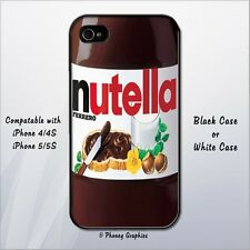 Nutella Phone Case - Fits iPhone 4/4s/5/5s