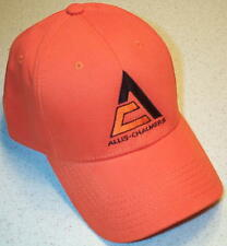Allis Chalmers Triangle Embroidered Solid or Mesh Hat (4 colors)