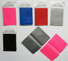 Travel Pass and Credit Card Holder-Oyster/Credit Card Holder in Mixed Colour NEW