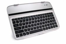 New Bluetooth Wireless Aluminum Keyboard Stand for Samsung Google Nexus 10 P8110