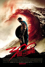 300 RISE OF AN EMPIRE Movie POSTER Frank Miller DC Comics Marvel Comics