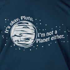 It's okay Planet Pluto - solar system 9 nine science space galaxy tee t-shirt