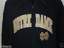 Brand New Adult Sizes Notre Dame Fighting Irish Long Sleeve Hooded Sweatshirt