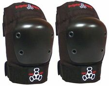 New Triple 8 EP55 Elbow Pads- Skate/Scooter/Skateboard/Derby EVA Foam Protection