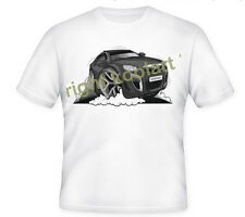 KOOLART  - VAUXHALL ASTRA INSIGNIA VXR - HEAVYWEIGHT TSHIRT - 4 COLOURS