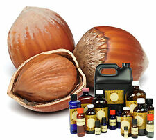 Hazelnut Oil - Pure & Edible - Expeller Pressed - Small Sizes to Wholesale Bulk