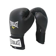 EVERLAST Boxing Velcro Training Gloves glove MMA Muaythai Punching Kickboxing