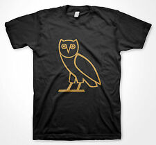 Drake OVOXO Owl Weekend YMCMB Lil Wayne Weezy Swag Hip Hop T-shirt