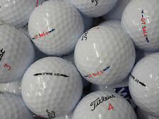 TITLEIST DT SOLO GOLF BALLS  24 / 48 LAKE BALLS FREE DELIVERY