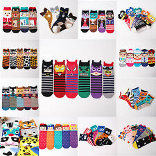 NEW! 24 TYPE OF SO CUTE CARTOON SOCKS FOR WOMAN AND KIDS FREE SHIPPING [US]