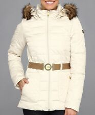 The North Face Parkina Down Jacket Ski Snow Winter Insulated Vintage White Women