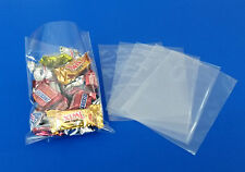 Cello Bags CLEAR Party Favour Cookie Candy Favor Polypropylene Lollypop Wrapper
