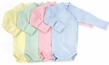 Under the Nile Eqyptian Organic Cotton Baby Clothing Side Snap Bodysuit 134525