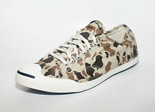 Converse Jack Purcell LP L/S OX Safari Camo New in Box Size 11.5