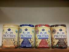 Garden of Life Raw Protein ALL FLAVORS USDA Organic Vegan w/ Probiotics & Enzyme