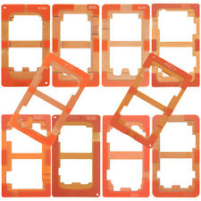 Refurbishment Repair Glue LCD Outer Glass  Molds For Samsung Mobile Phone Series