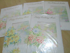 Birthday Card – Happy Birthday Mum / For A Special Mother