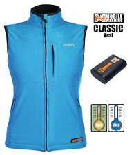 Womens Ansai Mobile Warming Battery Heated Electric Vest Waterproof Breathable