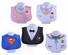 Bib Baby Special Character Occasion Superman/Sailor/Dress/Tuxedo Boy and Girl