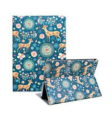 Fashion Deer PU Leather Case Flip Cover Stand For iPad Air/iPad mini with Retina