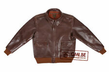 Type A-2 Flight Jacket (Horsehide leather, Talon zipper)