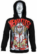 Served Hood Heartless Alternative Gothic Emo Punk UK Clearance Discount