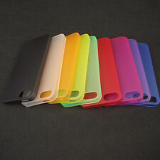 New Ultra Thin 0.3mm Soft Back Cover Case for iPhone 5 5S