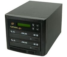 Copystars CD/DVD Duplicator Smart SATA Copier fast Burner drive Disc copy Tower