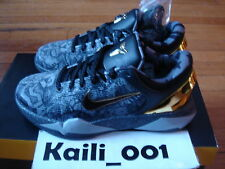 Nike Air Zoom Kobe VII (GS) 7 Prelude 505399-005 B